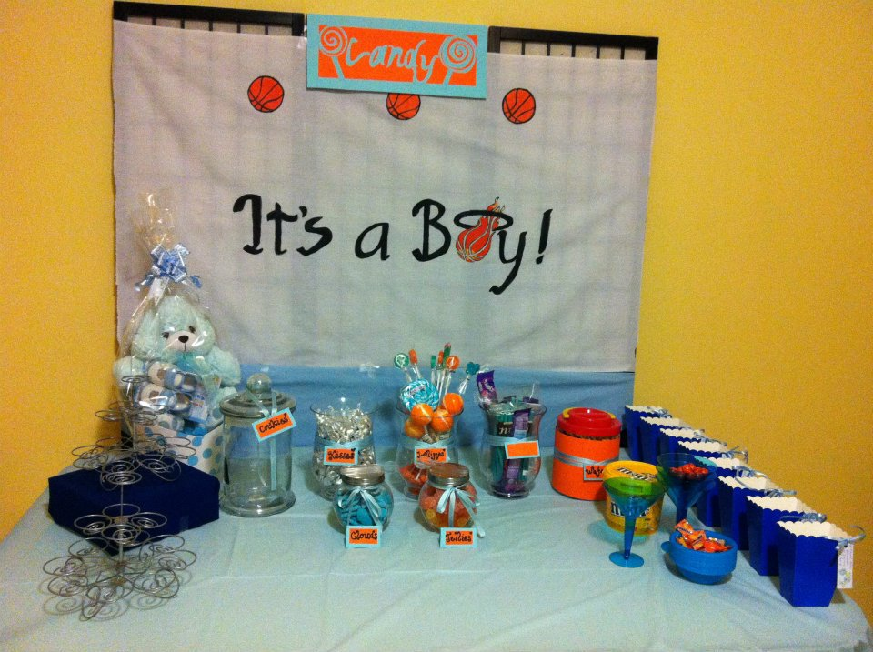 How to Put Together an Awesome AllStar Candy Buffet Being Ria Stark